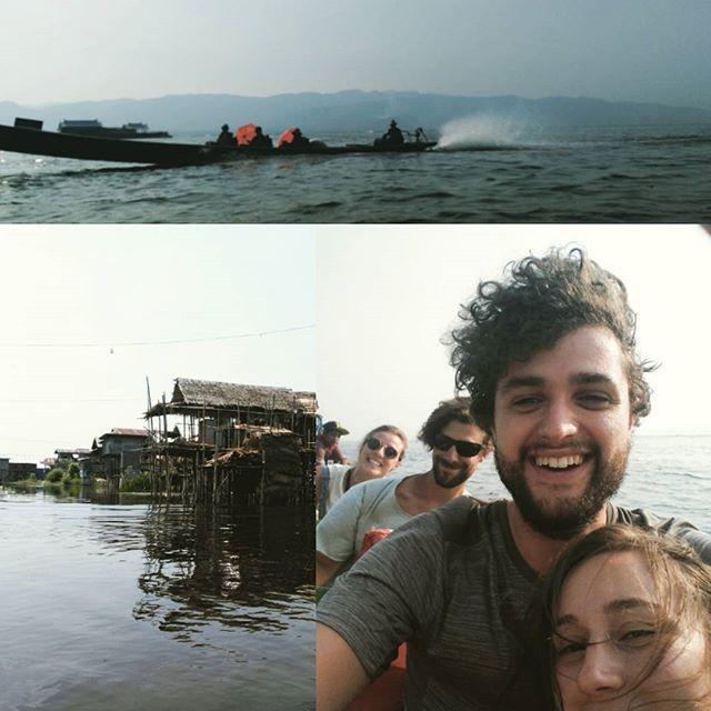 On Inle lake